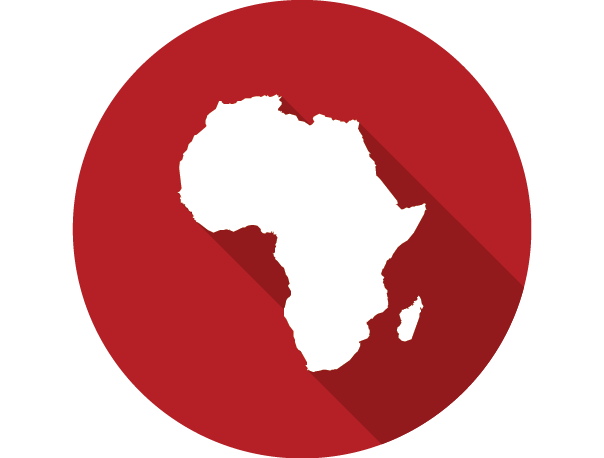 Mapping the growth of bases in Africa