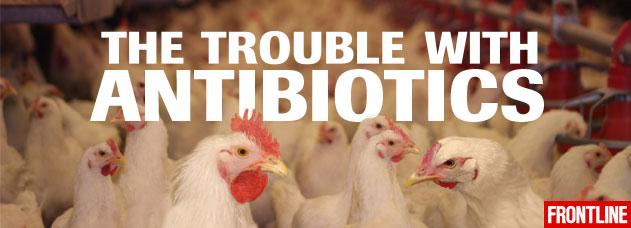 The Trouble with Antibiotics