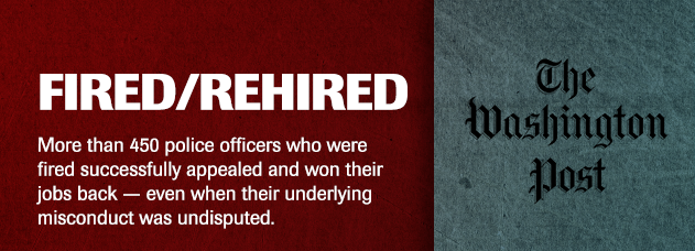 Fired Cops