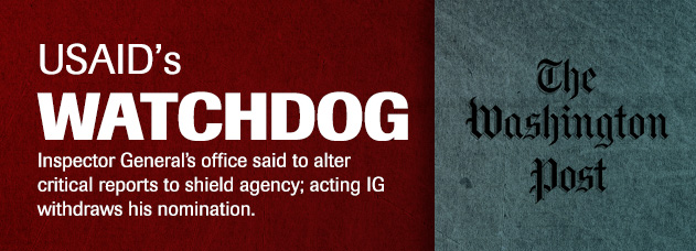 USAID's Watchdog