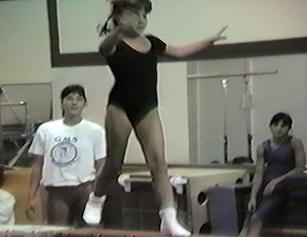 """gymnast"""
