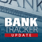 Bank Tracker Update Logo