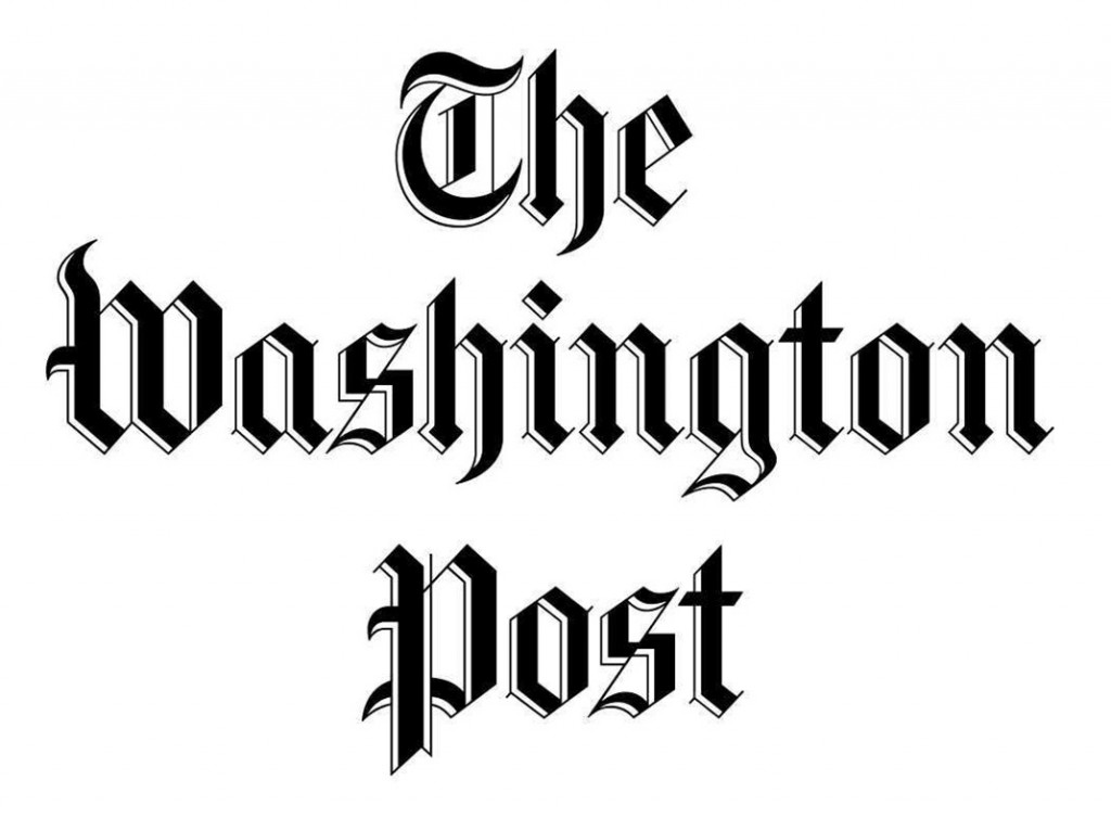 The Washington Post logo. The Workshop partners with the Washington Post.